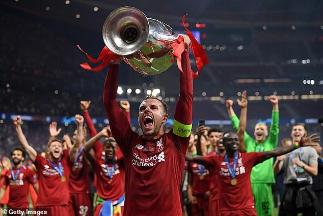 Ливерпуль уже гарантировал свою квалификацию на следующий сезон в Лиге чемпионов