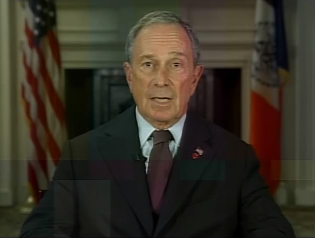Mike Bloomberg is again under fire for his problematic comments on race, with a resurfaced 2011 video showing him claim that many young black and Latino men 'don't know how to behave in the workforce'