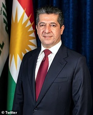 Masrour Barzani, prime minister of Iraqi Kurdistan, says ISIS 'should not be taken lightly' as US forces mull withdrawing from the region