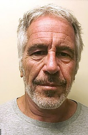 Andrew's relationship with the now dead paedophile Jeffrey Epstein (pictured) has dogged the royal, 60,