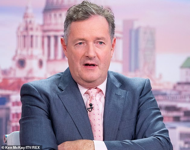 British broadcaster Piers Morgan described the video of Quaden crying as 'heartbreaking'