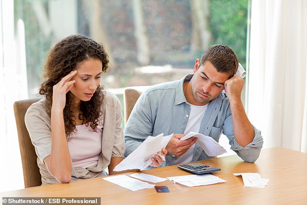 Buying a home is set to get a lot easier with potential borrowers no longer needing to provide the banks details of their everyday spending habits. Pictured is a stock image