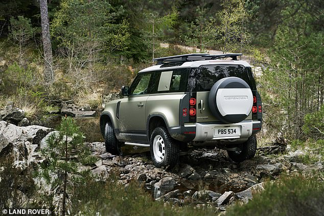 Order books for the 3-door Defender 90 have opened today. The 5-door Defender 110 has been available to order since the end of last year
