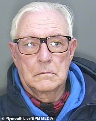 Michael Willis, 74, was caught with nearly 500 vile pictures on his computer equipment, a court heard