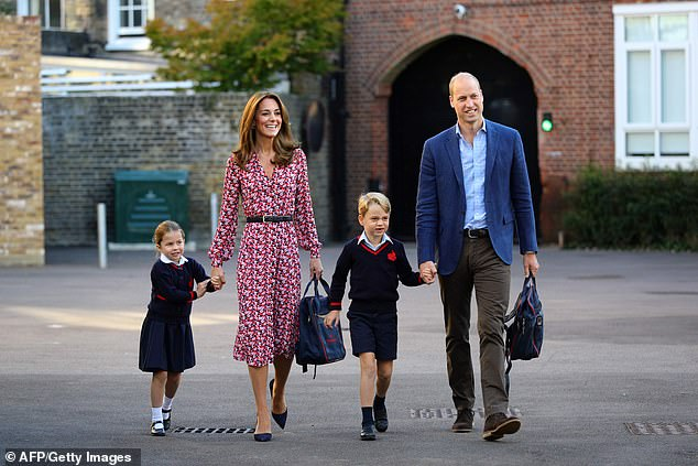 Princess Charlotte and Prince George'sschool, Thomas's Battersea, has sent students home in case they have coronavirus which could see parents demanding back £1,000-plus in fees per child