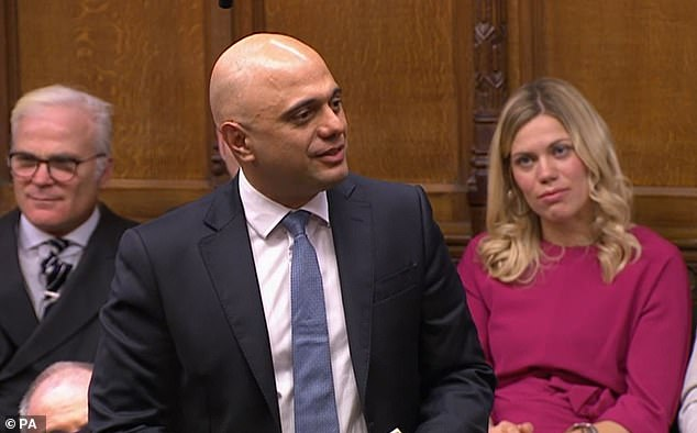 Sajid Javid's resignation speech to the Commons yesterday may have lacked Sir Geoffrey Howe's verbal pyrotechnics against Margaret Thatcher, but it will have rattled a few Downing Street teacups all the same, writes Henry Deedes