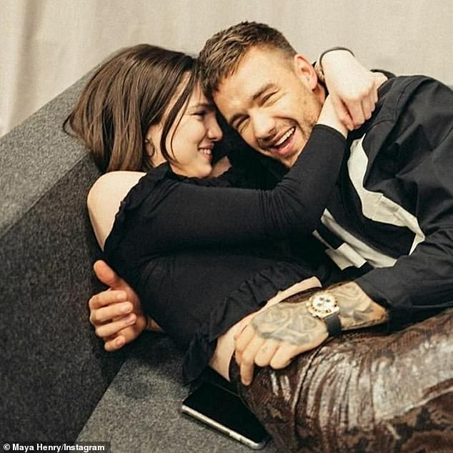 Instagram official: Liam made things Instagram official in September 2019 when he took to the image-sharing platform to upload a heartwarming snap of him laughing and hugging Maya