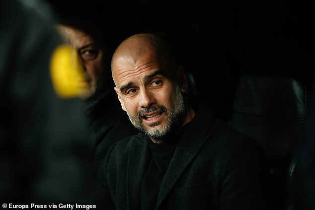Pep Guardiola has reportedly been targeted by a hacker who tried to sell his private emails