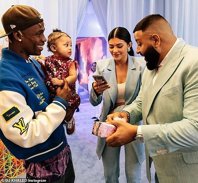 There's a pattern: The company was previously sued by DJ Khaled for using his son Asahd's name to sell its clothing
