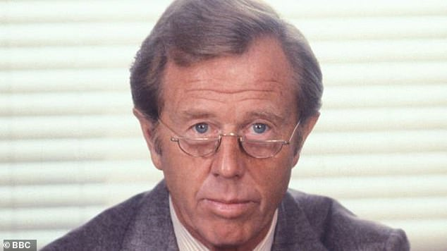 British actor Michael Medwin, pictured above, best known for his role as radio station boss Don Satchley in the BBC detective series Shoestring, died yesterday at the age of 96