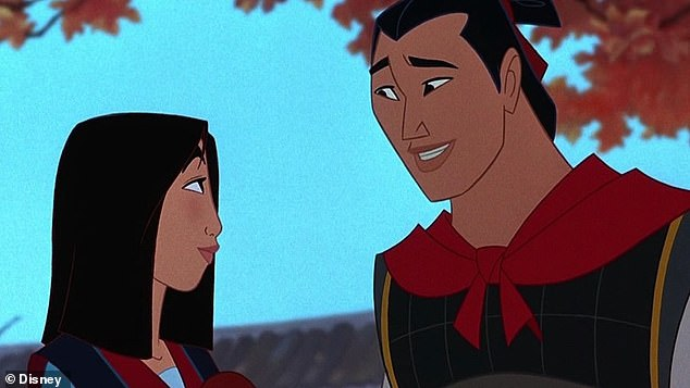 Another flood of outrage was sparked after one of the characters from the animated film of Mulan, Li Shang, was removed from its upcoming remake. He was replaced by a new character