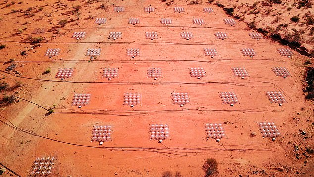 The Murchison Widefield Array (MWA) is a low frequency radio telescope and is the first of four Square Kilometre Array (SKA) precursors to be completed. It allowed the team to dive deeper into the distance galaxy to uncover the secret