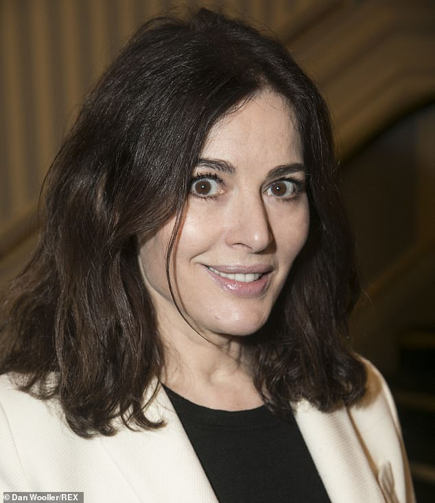 Nigella Lawson, pictured earlier this month, has announced the release of her first cookbook in three years