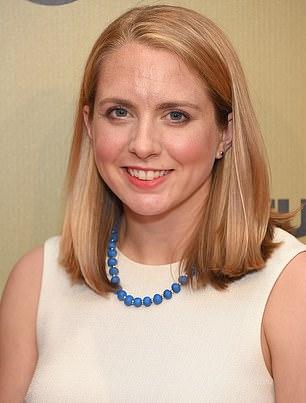 The writer: Lindsay Crouse said she dated fellow Harvard alum Michael Polansky for seven years