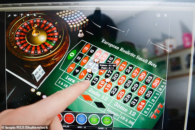 In a damning report, the National Audit Office (NAO) said the Gambling Commission is not big enough to tame the £11billion industry in the UK (stock image)