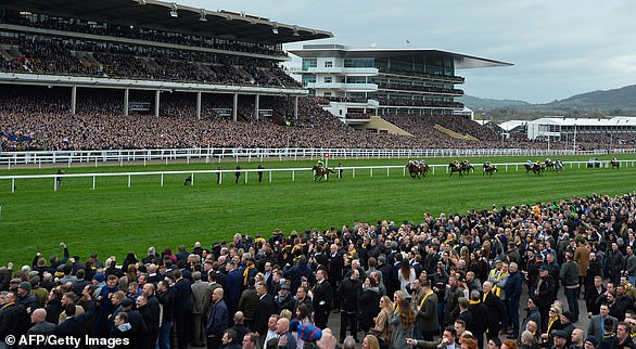 Cheltenham Festival unfolded despite travel disruption caused by virus