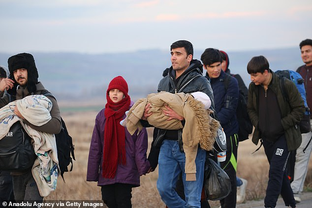 Turkey will no longer stop refugees crossing its territory towards Europe after 33 of its soldiers were killed in a Syrian government airstrike overnight, an official has said