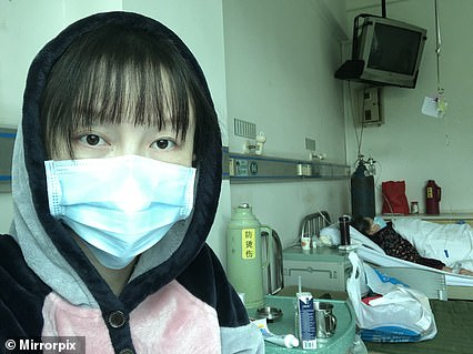 Muying Shi, a teacher in London who flew to Wuhan to visit her parents before the outbreak got serious, has been trapped in the city ever since and both her mother and father have died since she arrived