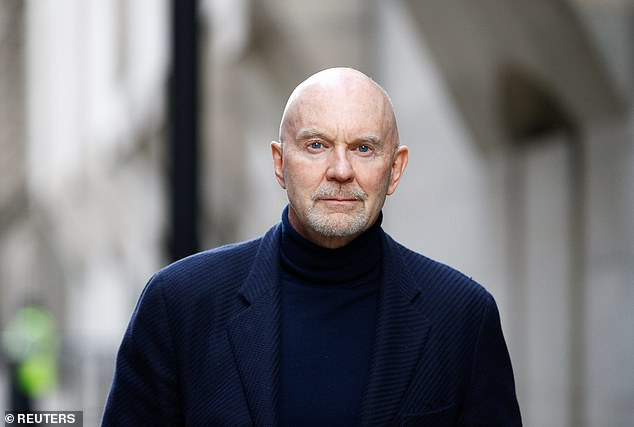 Mr Jenkins was said to be Barclays' 'gatekeeper' to the wealthy Middle Eastern state, and in 2008 helped the bank with two large capital raisings to avoid a government bailout