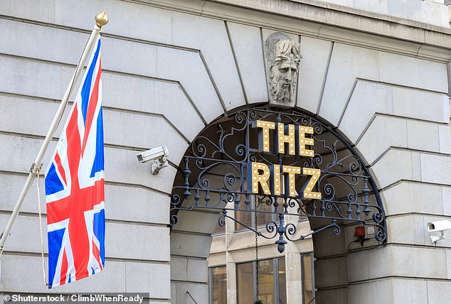 TheBarclay twins' company includes Very, Yodel the delivery company, the newspapers the Daily Telegraph and Sunday Telegraph and, of course, The Ritz (pictured), which they bought 25 years ago for £75 million