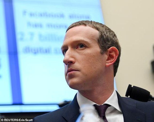 The report is more bad publicity for the Zuckerberg, who has faced professional criticism over Facebook's failure to fact check political ads and adequately address privacy concerns
