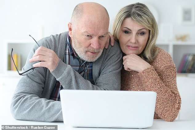 Last night experts warned an increase in the pension age will come as nasty shock to many savers including carers and those in ill health, who had banked on accessing their savings at 55 [File photo]