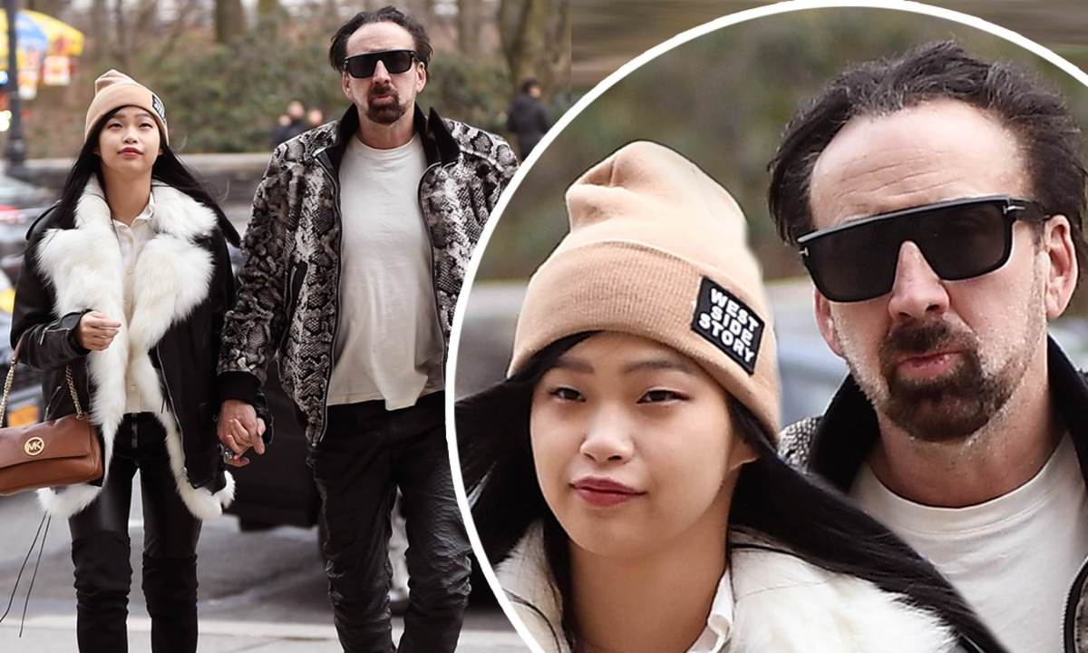 Three Lesser Known Facts About Nicolas Cage And His Partner Riko Shibata
