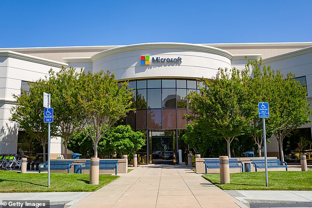 Microsoft told its employees to work from home because of the coronavirus at the start of March 2020 - becoming one of the first major US companies to do so