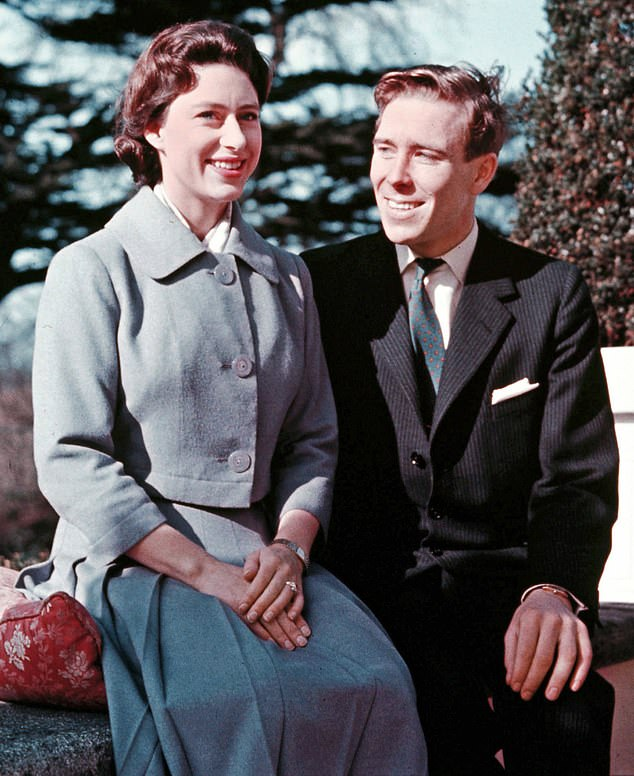Documents unearthed by The Mail on Sunday reveal how senior politicians feared that the reputation of the Royal Family was being ¿tarnished¿ by the ¿crass¿ actions of the Queen¿s sister and her husband (pictured) in the 1960s