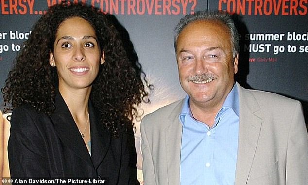 Third: George then married Rima Husseini, a Lebanese researcher, in 2005. The couple had a son, named Zein