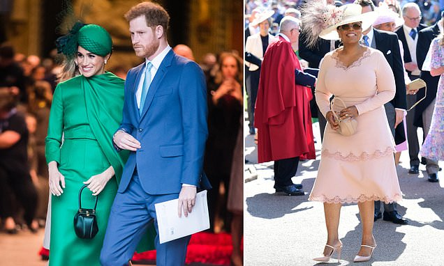 Prince Harry and Meghan Markle could unleash a 'media blitz'