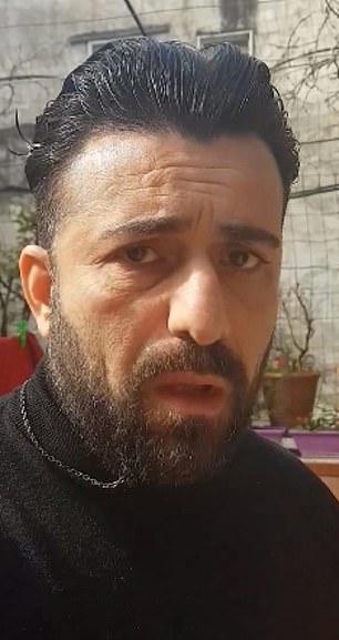 W opublikowanym dzisiaj wideo Luca powiedział, że kolejnych trzech członków jego rodziny zostało przebadanych pod kątem śmiertelnego koronawirusa w domu w Neapolu we Włoszech