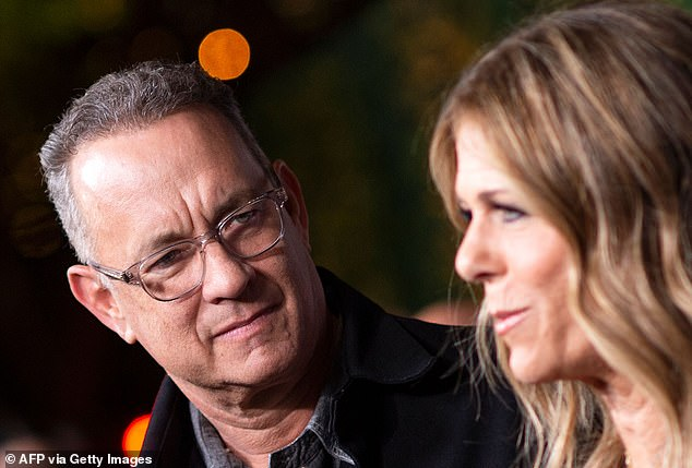Prediction: Fans now believe the writers foretold that actor Hanks, 63, would have to self-isolate one day, as news broke that the Hollywood star and his wife, Rita Wilson, caught COVID-19while filming on location in Australia
