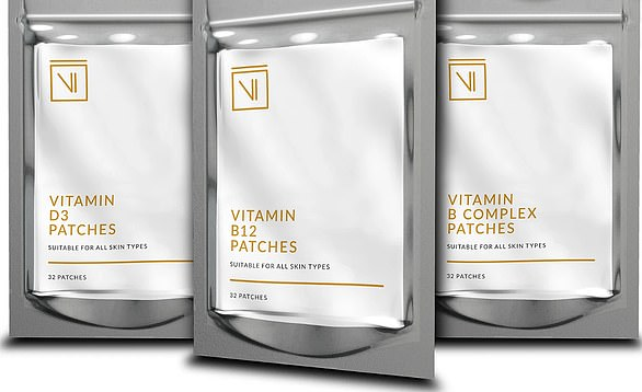 Darker skin tones have more difficulty getting the benefits of vitamin D, but slow-release adhesive patches provide 12 hours of continuous D3 supplementation
