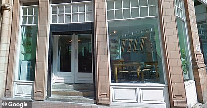 Tilt is a bar serving craft beers in Birmingham (file picture)