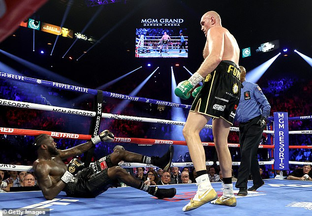 Just weeks after victory in the United States, Fury's career is again in the balance