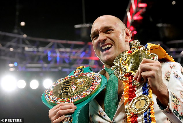 Fury's entourage allegedly paid £ 25,000 to a farmer to lie on behalf of the boxer