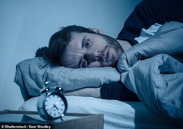It¿s not just that your blood sugar levels soar and your hunger hormones go into overdrive when you¿re tired; the areas of your brain associated with reward also become more active [File photo]