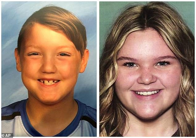 JJ, 7, and Tylee, 17, have not been seen or heard from since September 2019
