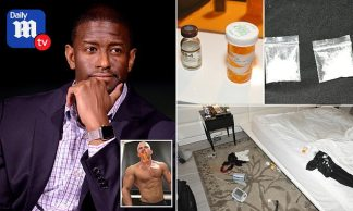 Sordid Images From Mayor of Tallahassee Andrew Gillum's Hotel Room Released Showing Baggies of Crystal Meth, Empty Corona Bottles and Soiled Bedding From the Raucous Hotel Party That Sent Married Florida Democrat Andrew Gillum, Former Mayor of Tallahassee, to Rehab and Left Homosexual Male Escort Hospitalized