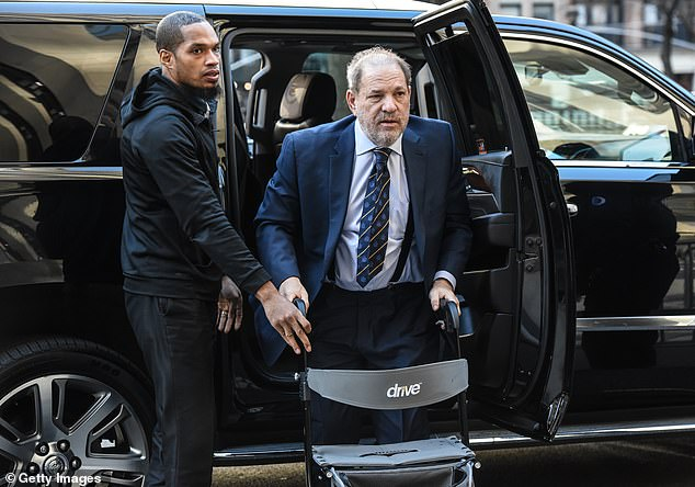Convicted rapist Harvey Weinstein has survived his bout with coronavirus, overcoming a fever and cough, and has been released from his 14-day quarantine, sources exclusively told DailyMail.com on Thursday