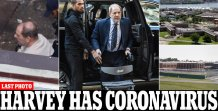 Disgraced Movie Mogul Harvey Weinstein Tests Positive for Coronavirus and is Put in Isolation in New York Prison Just Days After Starting his 23-year Sentence