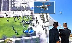 California Police to Use Patrol Drones with Night-vision Cameras During Coronavirus Lockdown