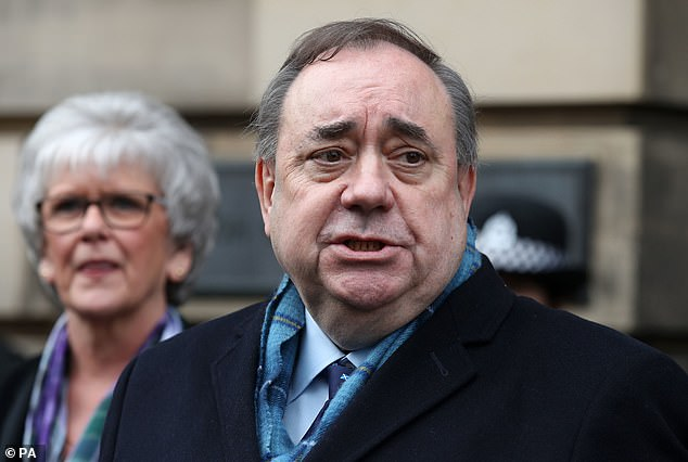 This jowly, boozy, latter-day Bruce is not Holyrood's own Harvey Weinstein, as was alleged. Even so, the fallout promises to be hugely damaging to his successor Nicola Sturgeon and the Scottish National Party which his leadership revitalised