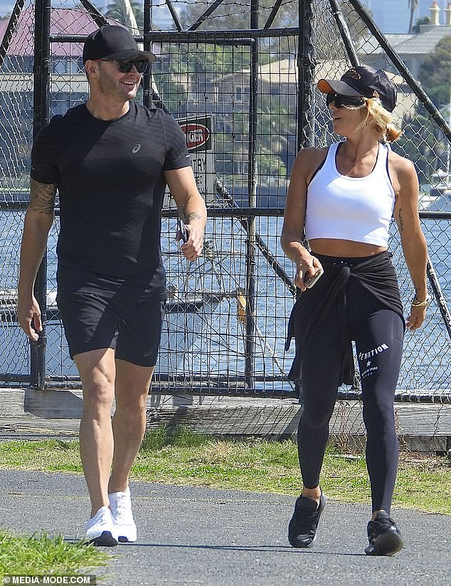Gossip:Their close friendship has been a talking point in Sydney's eastern suburbs for weeks
