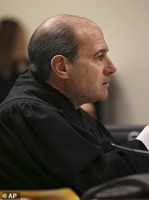 Superior Court Judge Michael Toto, 62 (pictured), a criminal presiding judge in Middlesex, has been chosen to replace Rivas as assigning judge