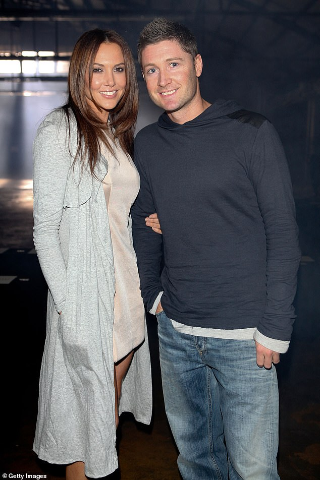 It's over! In February, Michael and Kyly, both 38, announced they had separated after seven years of marriage. Pictured together on May 5, 2011 in Sydney