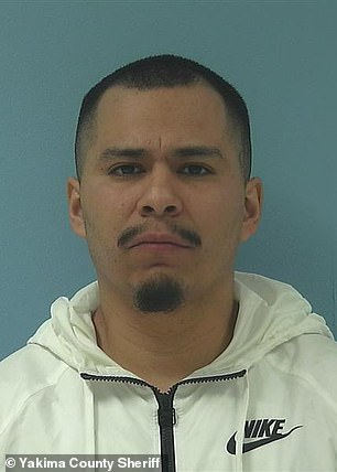 Neftali Serrano, 27, from Yakima