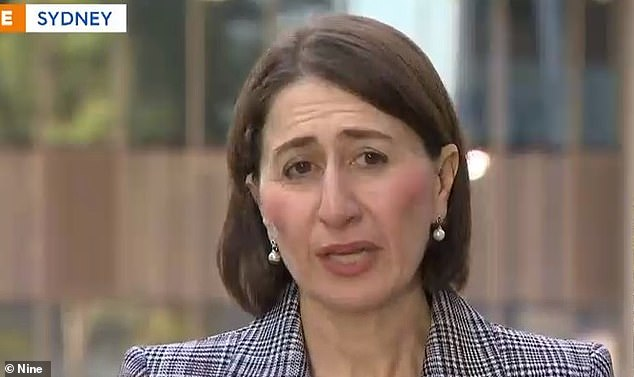 Premier Gladys Berejiklian said an increase in cases was expected and health authorities are enforcing strict quarantine