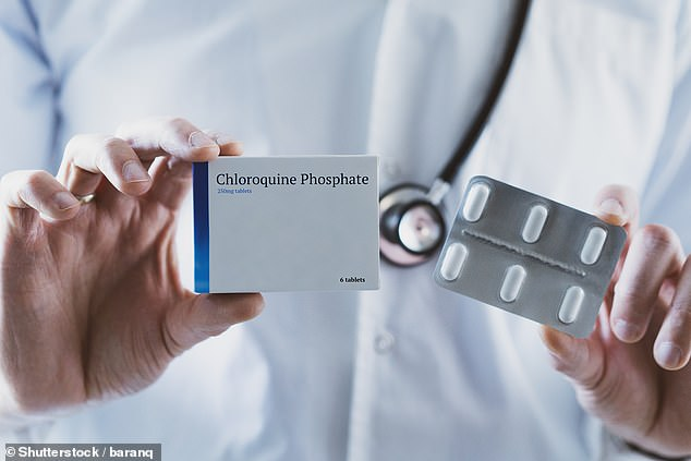 Chloroquine is FDA-approved for treating lupus and rheumatoid arthritis in addition to malaria in the US, and companies are already reporting shortages of it